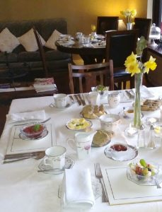 Breakfast at Brigown B&B Ballina