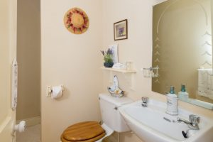 The Moorings Room en Suite at Brigown B&B Ballina