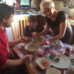 Cookery Class with Marjorie